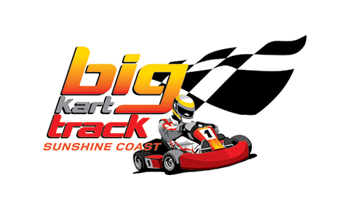 Big Kart Track logo